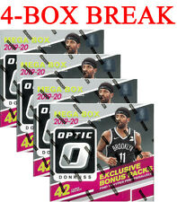 OPTIC NBA BASKETBALL MEGA BOX 4-BOX BREAK Random Teams - PELICANS BONUS RANDOM!