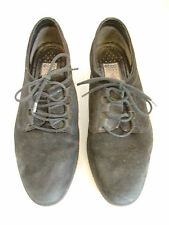 "ECCO ""Choice"" black suede oxfords, womens size 9.5  (eur 41)"