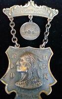 ORDER OF RED MEN Great Sun Council Newport, R I May 24,1906-FI Gorton Company
