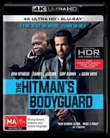 The Hitman's Bodyguard : NEW (4K Ultra HD - UHD) Blu-Ray