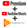 YouTube Premium & YouTube Music 1-12 Months | UPGRADE OWN ACCOUNT | FAST & EASY