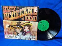Happy Dixieland Band LP Dixieland Favorites Sunnyvale 9330-320