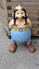 Obelix Figur Deko Skulptur Werbefigur Groß Asterix Wunderschöne Statue Deko
