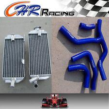 FOR NEW Honda CRF450R CRF450 CRF 450R 2013 13 2014 14 aluminum radiator AND HOSE