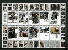 Nederland  2352-61 blok world press photo gestempeld