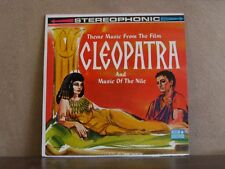 THEME MUSIC FROM CLEOPATRA & MUSIC OF THE NILE - LP
