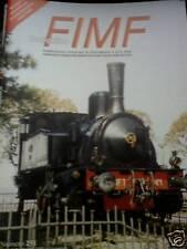 Bollettino FIMF treni 2003 251  Museo ferrov.Piemontese