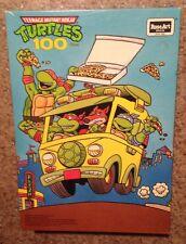 Teenage Mutant Ninja Turtles Puzzle Complete 100 Pcs. - Rare!