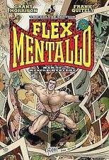 Flex Mentallo: Man of Muscle Mystery, Morrison, Grant