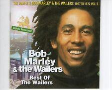 CD BOB MARLEY & THE WAILERSbest of the wailers1967 - 1970 VOL 3EX (A1870)