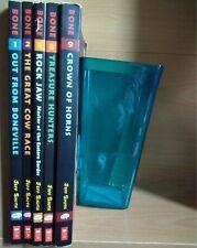 Bone 1-2, 5, 8-9 Lot of 5 Graphic Novels, English, 10+, Jeff Smith