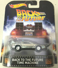 Back to the Future Contemporary Diecast Cars