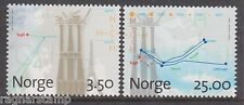 1996 NORWAY Troll Natural gas field,  NK 1260-61 MNH