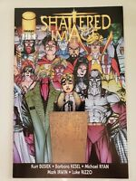 SHATTERED IMAGE #2 (1996) IMAGE COMICS TRAVIS CHAREST WRAP-AROUND COVER ART!