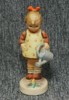 Hummel LITTLE GARDENER #74 OVAL BASE TMK-3 - 4 5/8 inch - GIRL