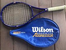 Wilson High Beam Series 95 sq in Graphite Aggressor Tennis Racquet