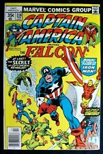 Captain America #218 NM 9.4 1st apperance of Lyle Dekker  Feb. 1978