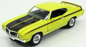 1/24 WELLY - BUICK - GSX COUPE 1970 WE22433Y