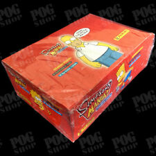Panini SIMPSONS MANIA! Trading Cards - Fully Sealed Box - Rare - VISIT POG SHOP