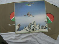 YES double lp set YESSHOWS Atlantic sd 2-510 usa issue..... 33rpm / rock