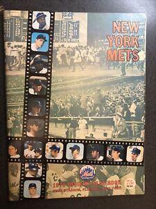 1970 New York Mets Yearbook