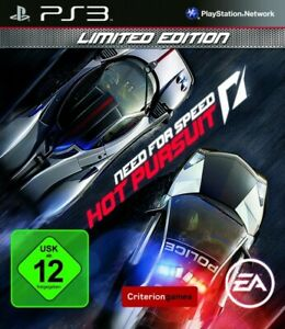 PS3 game - Need for Speed: Hot Pursuit 2010 #Limited Edition EN/GER boxed