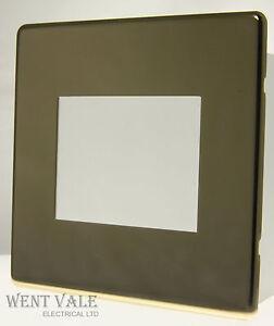 MK Aspect - K24172 PBR - 1g 2 Module Face Plate for LJU6C (50 x 37mm) Modules