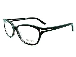 NEW TOM FORD TF 5142/O 083 DK PURPLE WOMEN EYEGLASSES FRAME 54-15-135 W CASE