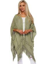 Kimono Sleeve Hip Length Casual Classic Women's Tops & Shirts