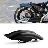 Rear Mudguard Fender For Cafe Racer Bobber Chopper Harley Sportster 1994-2003