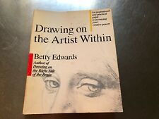 Drawing on the Artist Within : Betty Edwards 1986 paperback #176