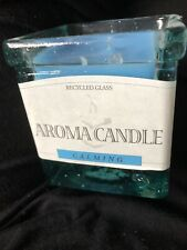 aroma candle Square Jar