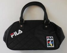 FILA Women's Sideline Mini Bowler Hands/Purse Bag Color Black NEW