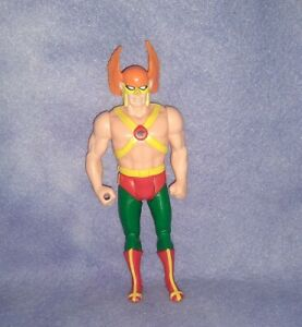 Vintage DC Super Powers HAWKMAN Action Figure Toy 1984 Kenner