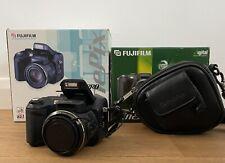 Fujifilm S20 con fotocamera digitale Pro Super EBC Fujinon lente Zoom ottico