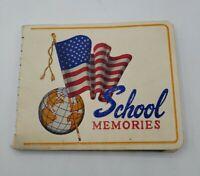 Westside School Roanoke VA Vintage Grade School Yearbook Black White Photos
