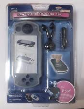 Kit di Protezione (guscio pellicola proteggischermo laccio auricolari)  Sony PSP