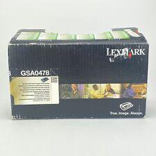 Lexmark Black Toner Cartridge E320 E322 3k Genuine OEM Original Sealed