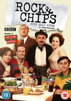 Rock and Chips: Five Gold Rings DVD (2011) Nicholas Lyndhurst cert 12 ***NEW***