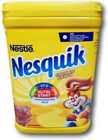 Nestle Nesquik Chocolate Powder Tub Drink Vitamins & Minerals 1kg HEALTHY LIFE