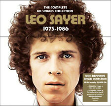 The Complete UK Singles Collection 1973-1986 LEO Sayer 5014797894761