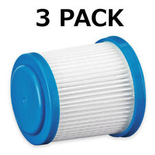 3 Black and Decker Genuine OEM Replacement Filters # VPF20