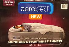 The Original Aerobed Queen Airbed ~ Comfort - Lock Pump