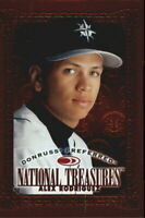1997 (MARINERS) Donruss Preferred Cut to the Chase #167 Alex Rodriguez NT B