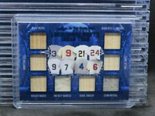 2020 Leaf ITG Ruth Mantle Clemente Midsummers Nights Dream Jersey Relic #2/9 R45