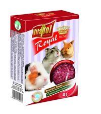 VITAPOL 10-er Set Flocken-Rübe für Hamster und Kaninchen 10 x 40g zvp-1013
