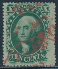 #35 Var. Pos.78L2 Curl On Forehead With Red Paint Cancel Bt779