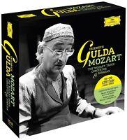 FRIEDRICH GULDA/+ - THE MOZART TAPES,CONCERTOS & SONATAS 10 CD NEW!