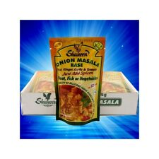 175g Shaheen ONION Masala Paste x 6 , Can be use to make Tradional Balti Dishes