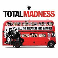 Madness - Total Madness [CD and DVD]